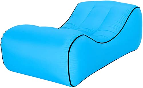 XMDGG Matelas Gonflable Lit Gonflable Air Lit Air Canapé-Lit Lit Gonflable ImperméAble Tapis De Sol en Plein Air portable Unique Eau