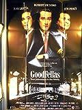 Good Fellas - Robert De Niro - Filmposter 120x80cm