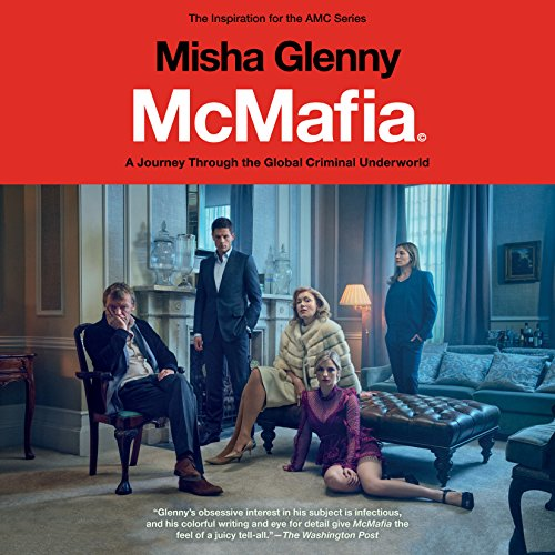 McMafia audiobook cover art
