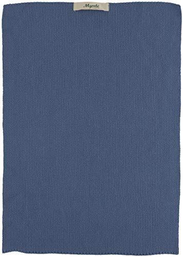 IB Laursen - Geschirrtuch, Küchentuch, Trockentuch - Farbe: Cornflower Blau - Maße: 40 x 60 cm