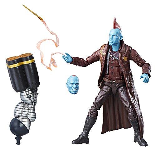 Guardianes de la Galaxia - Figura de Acción de Yondu, 15 cm (Hasbro C0619EU4)