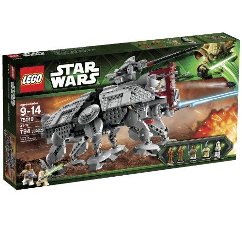 LEGO Star Wars AT-TE Niño/niña 794pieza(s) Juego de construcción - Juegos de construcción (Multicolor, 9 año(s), 794 Pieza(s), Niño/niña, 14 año(s))