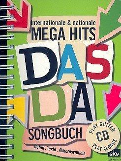 DAS DA - Songbuch inkl. CD