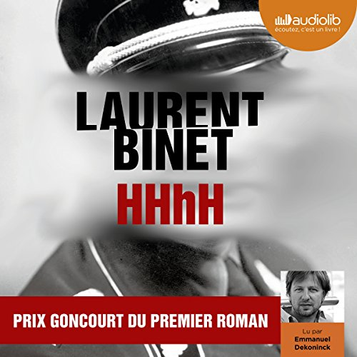 HHhH [French Version] audiobook cover art