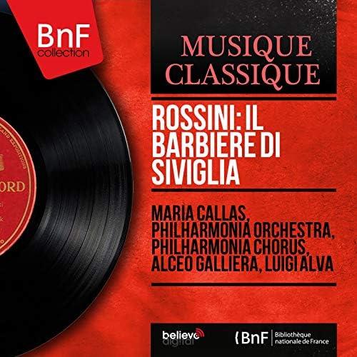 Maria Callas, Philharmonia Orchestra, Philharmonia Chorus, Alceo Galliera, Luigi Alva