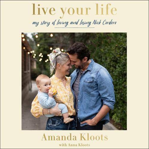 Page de couverture de Live Your Life