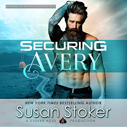 Securing Avery audiobook cover art