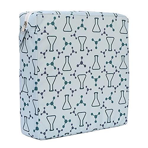XKMY - Cuscino per sedia da pranzo per bambini, cuscino rimovibile antiscivolo per sedia da pranzo, spesso tappetino per sedia (colore: 4)
