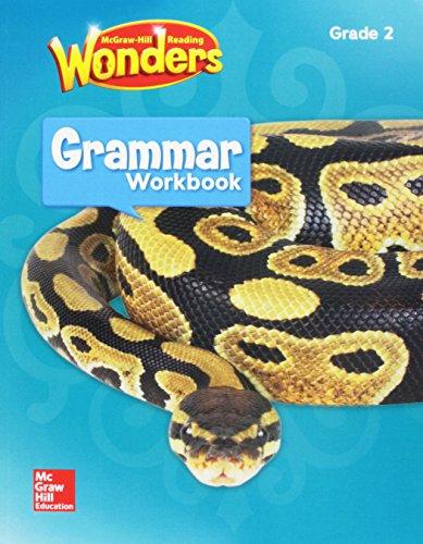 Reading Wonders Grammar Practice Workbook, Student Edition Grade 2
