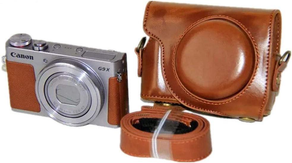 Kinokoo Kameratasche Aus Pu Leder Für Canon G9x G9x Kamera