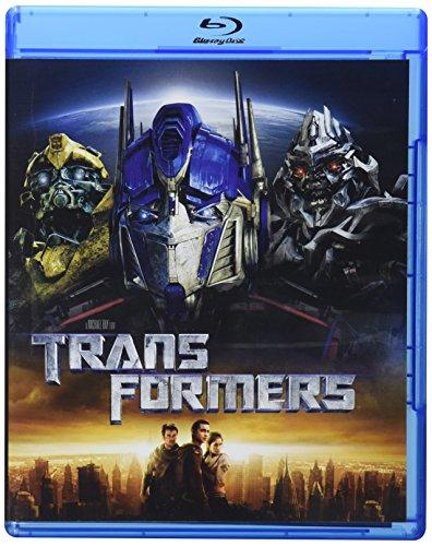 Transformers 1  (1 Disco)(Transformers 1 (1 Disc))  (la portada puede variar) [Blu-ray]