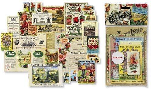 The Memorabilia Pack Company 'Inglés Aprender The Garden CA 20th Century emgland...