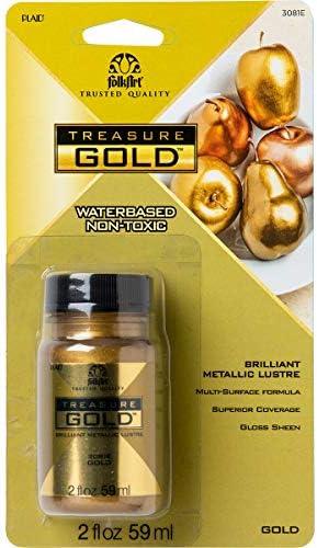 24 karat gold sticker _image0