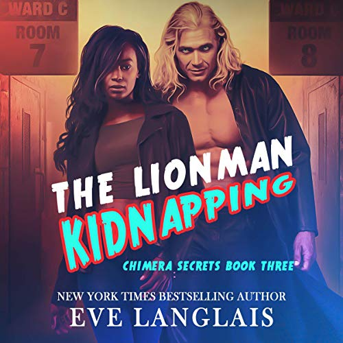 Couverture de The Lionman Kidnapping