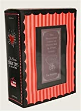 Tim Burton's Oyster Boy Book and Voodoo Girl Figure Boxed Set (Tim Burton's Tragic Toys for Girls and Boys)