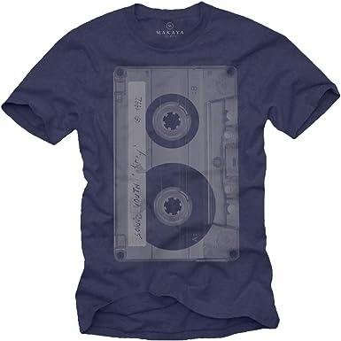 Camiseta Musica Hombre