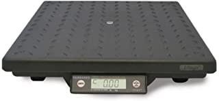 """Sponsored Ad - Fairbanks Scales 29824 Ultegra Flat Top Parcel Shipping Scale, 14"""" Length, 14"""" Width, 2.4"""" Height, 150 lbs ..."""