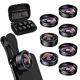 Best Iphone Lenses - Keywing iPhone Lens Kit Fisheye Phone Lens Upgraded Review