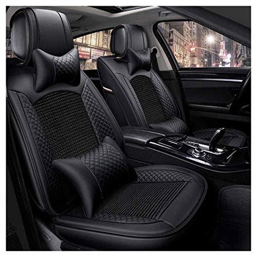 RVTYR Aplicar al Cuero de la PU Cubierta de Asiento de Coche for VW SUV Jeep Cherokee Benz Chevrolet