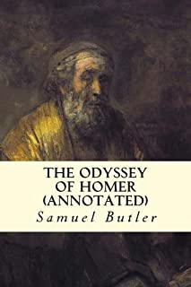 The Odyssey of Homer (annotated)