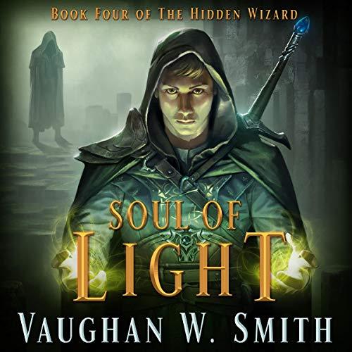 Soul of Light audiobook cover art
