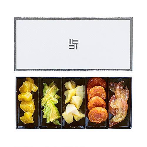 綾ファーム 生ドライフルーツ彩り 1箱 5種セット キウイ りんご 不知火 いちご レモン お取り寄せ 国産 フルーツ 今夜くらべてみました