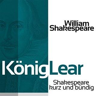 König Lear (Shakespeare kurz und bündig) Titelbild