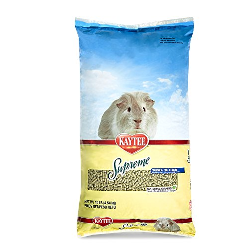 Supreme Guinea Pig Food, 10Lb
