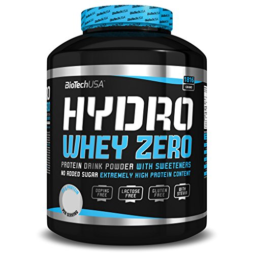 HYDRO WHEY ZERO 1,816 kg Arome VANILLE