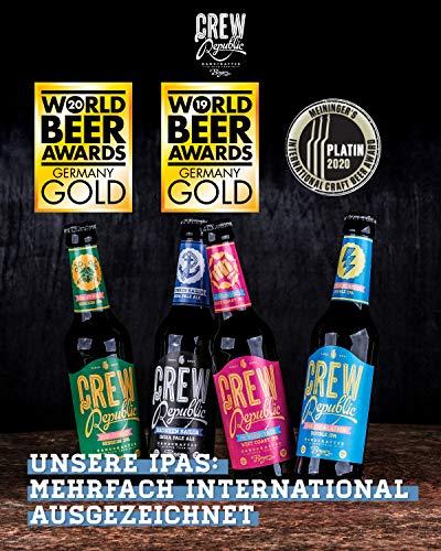 CREW Republic Craft Beer IPA Paket - 4