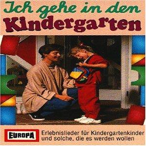 Ich Gehe in Den Kindergarten [Musikkassette]