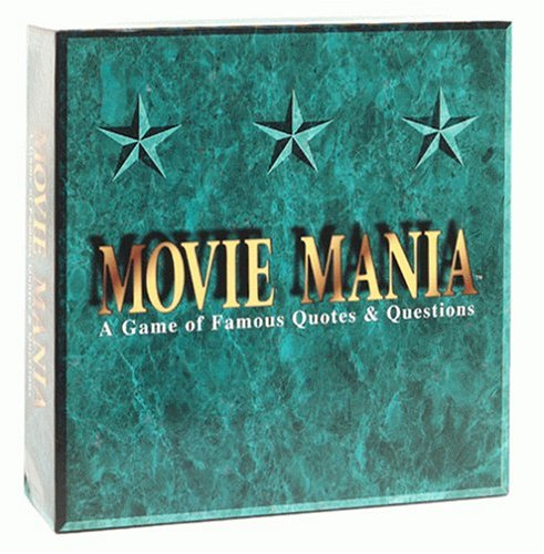 Movie Mania (A Game of Famous Quotes & Questions)