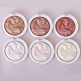 Highlighter Powder Jelly Gel Puder 3D Gesicht Dauerhafter K?rper Highlight Paste Meerjungfrau...
