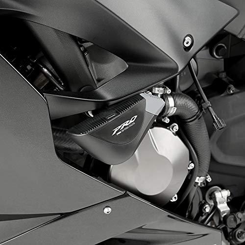 Sturzpads PRO für Kawasaki ZX-6R 2019 schwarz Puig 3181n