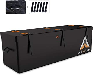 AlltoAuto Hitch Cargo Carrier Bag, 100% Waterproof,59