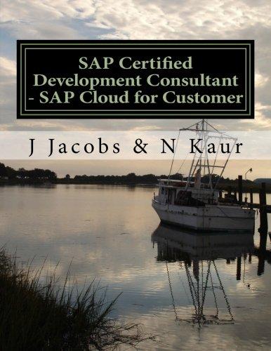SAP Certified Development Consultant - SAP Cloud for Customer