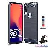 SCL Motorola Moto One Action Case Motorola One Action Case,