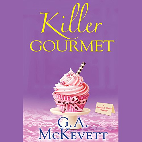 Killer Gourmet audiobook cover art