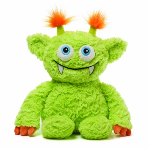 Gund Monsteroos Beeper The Green Monster Chaser