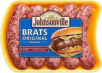 Johnsonville Original Brats, 5 Count, 19 oz
