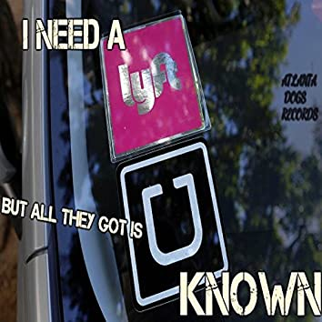 I Need a Lyft,(but All They Got Is Uber)