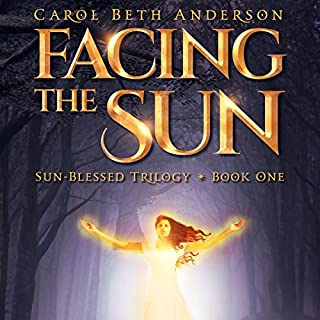 Facing the Sun  audiobook cover art