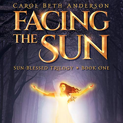 Facing the Sun  audiobook cover art