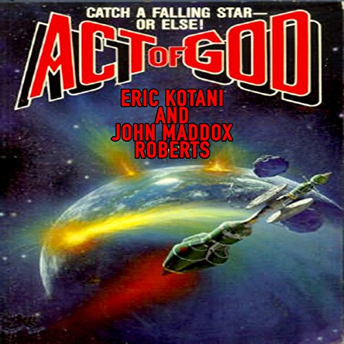 Act of God audiobook cover art