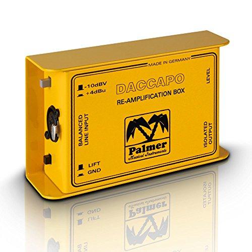 Periféricos analógicas Palmer Pro Daccapo cajas mágicos