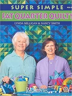 Best super simple fat quarter quilts Reviews