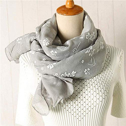 Scarfs for Women Spring and Autumn Cotton Scarf Winter Summe