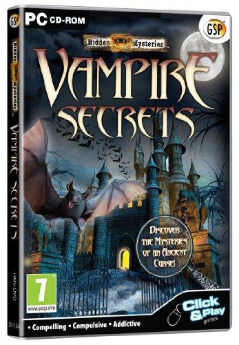 Hidden Mysteries: Vampire Secrets (PC CD) [Edizione: Regno Unito]