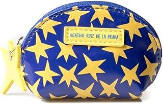 Agatha Ruiz de la Prada Monedero Estampado con Estrellas