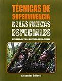 Técnicas de supervivencia de las fuerzas especiales  (Color) (Deportes)